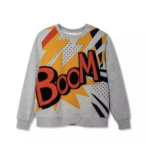 3.1 Phillip Lim Boom Comic Graphic Sweatshirt